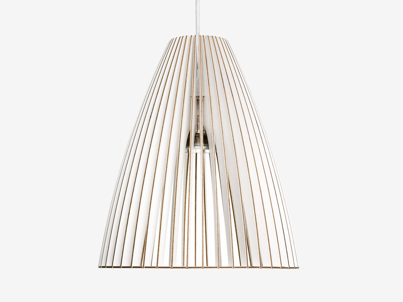 Lampen aus Holz