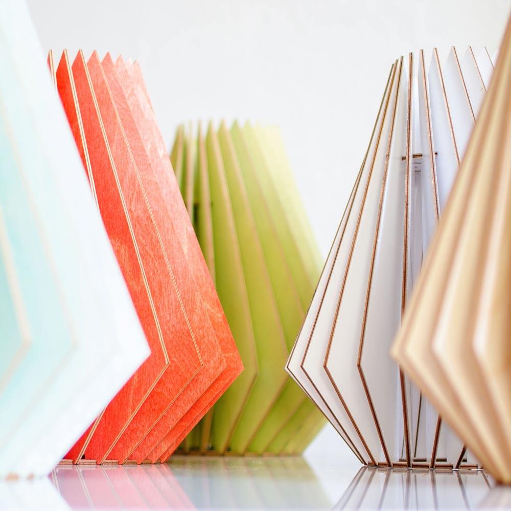 Lampe HEKTOR Farben