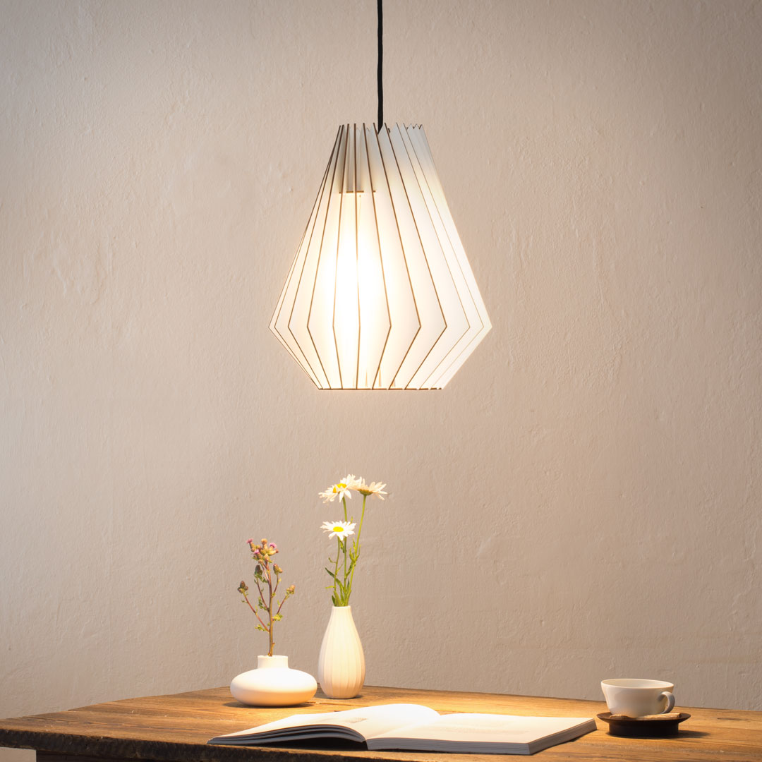 pendant lighting HEKTOR L wehite