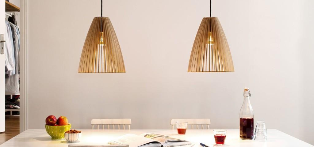 Lampen Aus Holz Von Iumi Design Pendelleuchten Hangelampen