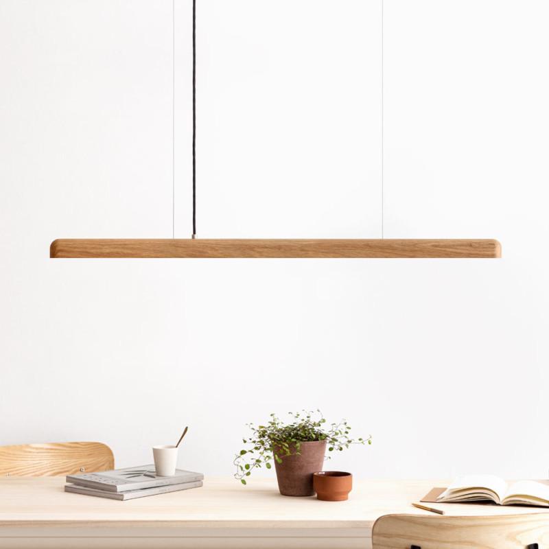 LED-Pendelleuchte-Holz-dimmbar-Hängelampe-Esstisch-by-IUMI