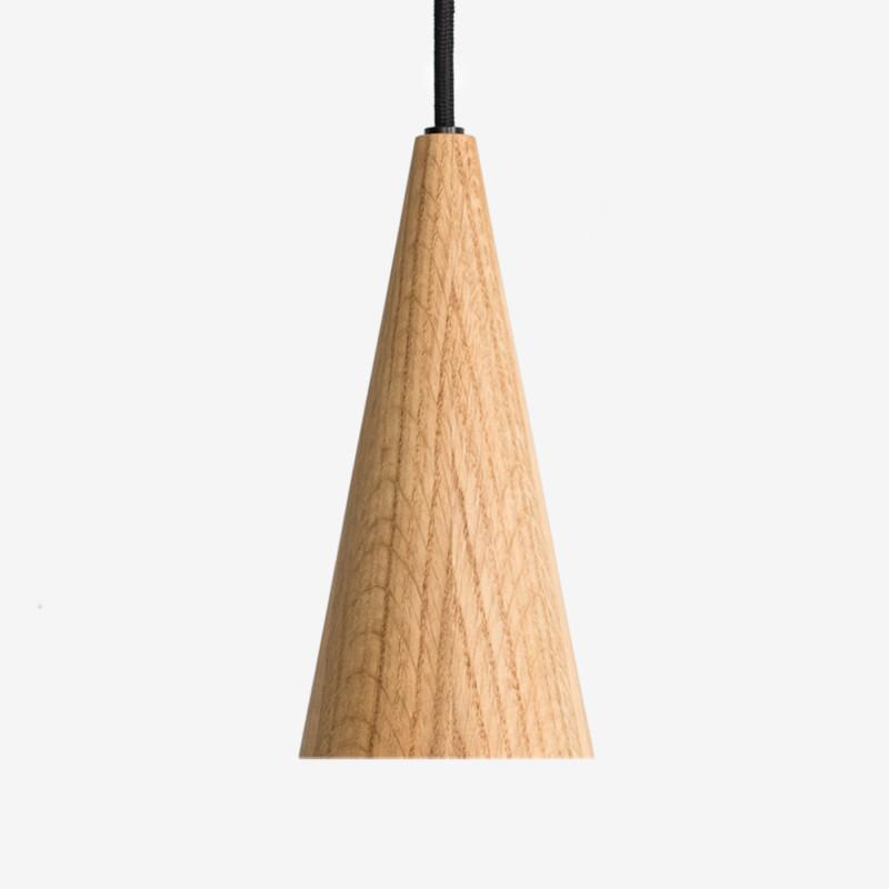 Spotleuchte aus Eichenholz LED