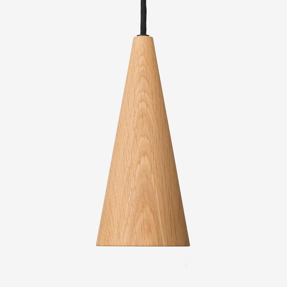 Spotleuchte Eichenholz LED